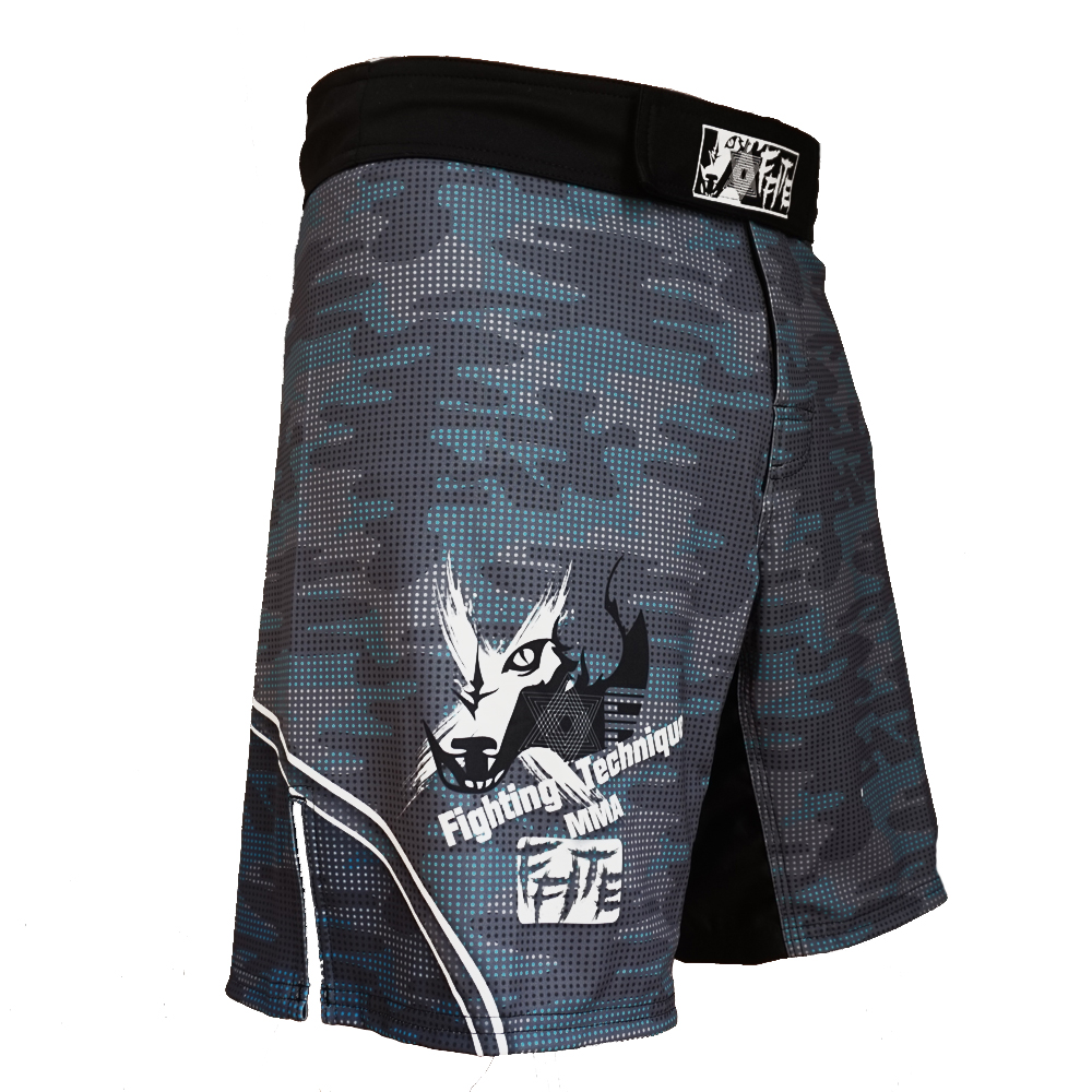 FFITE Men's Boxing Pants MMA Shorts Fight Grappling Short Polyester Kick Gel Boxing Muay Thai Pants Thai Boxing Shorts Mma thermostat housing for renault megane clio laguna megane scenic 1 4 1 6 16v 8200561434 8200557693 8200700092 8200158269