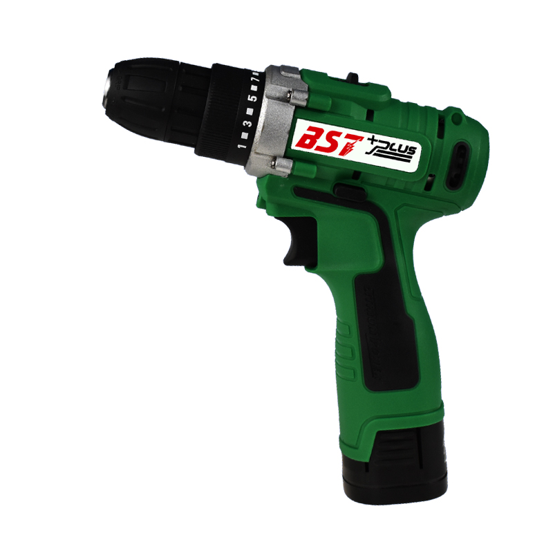 18V Lithium ion Battery Cordless Electric Hand Drill Hole