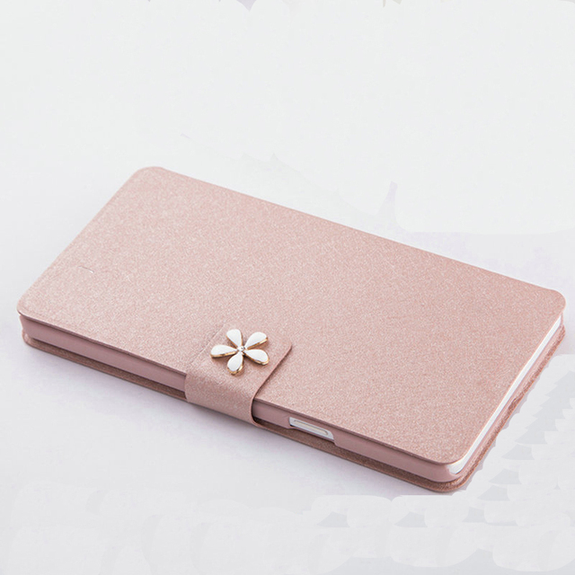 Luxury PU Leather Flip Case Cover For Samsung Galaxy Ace 2 i8160 8160 Gt-i8160 Cell Phone Shell Back Cover With Stand design