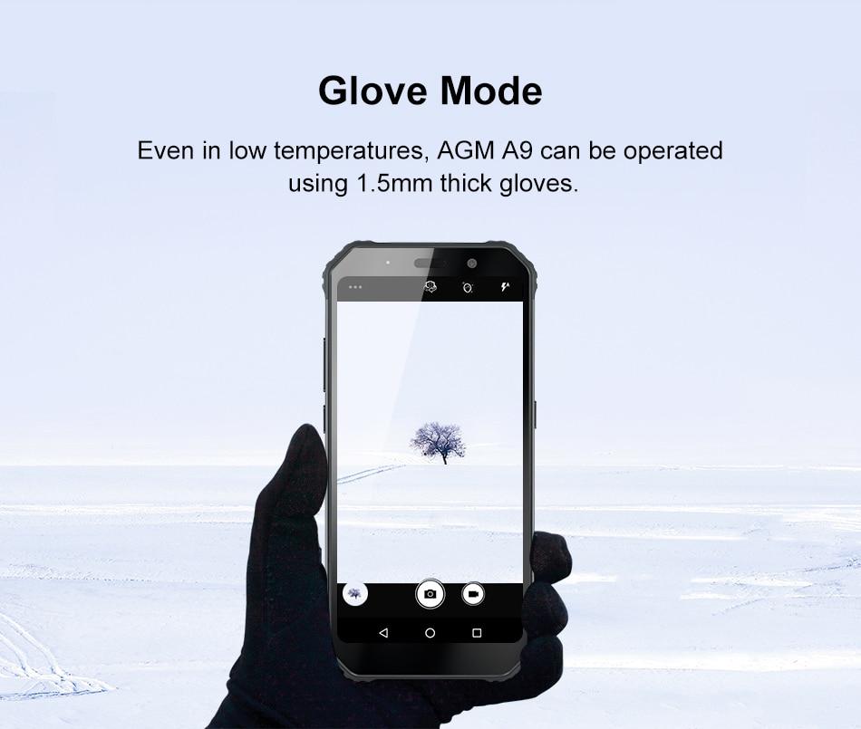 AGM 5.99 الذكي جوّال 10