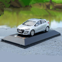1:43 HYUNDAI I30 alloy car toy,High simulation collection model car,diecast metal model toy vehicle,free shipping