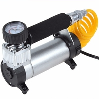 YD 3035 Car Compressor Tire Air Pump 12V Electric Portable Inflatable Pump For Vehicle Bicycle Basketball Portable