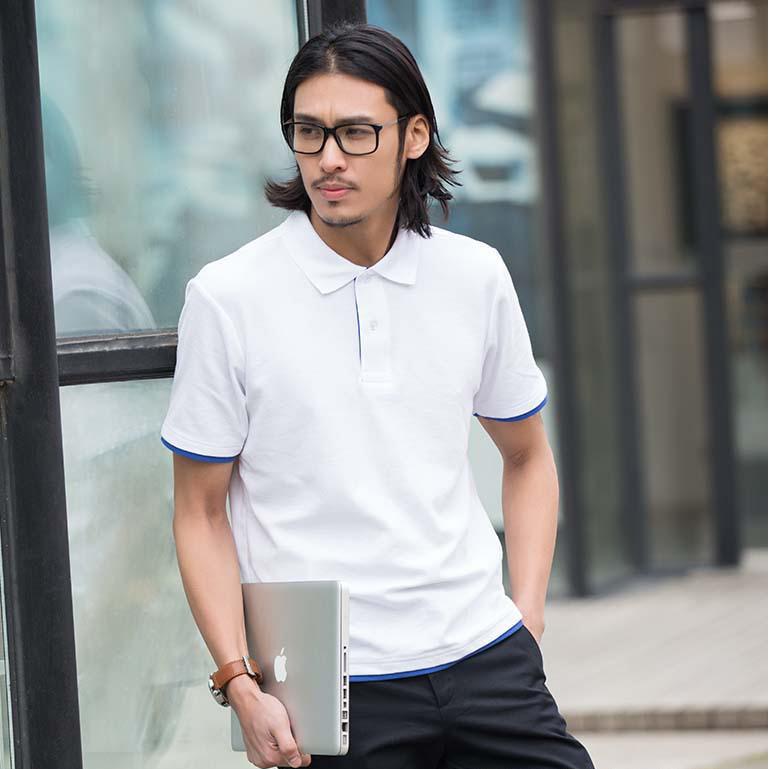 Plus Size XS-3XL Brand New Men's Polo Shirt High Quality Men Cotton Short Sleeve shirt Brands jerseys Summer Mens polo Shirts 14