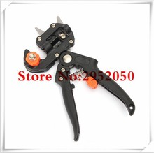 Top Quality 1PC Tree Fruit Grafting Tools Scissors Vaccination Knife Cutting Pruner Secateurs Garden Tools + 2 Blades