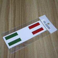 Emblem Sticker Decal italy for DUCATI Benelli vespa piaggio