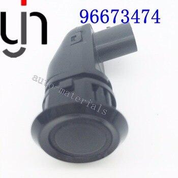 10Car Blind Spot Assist For Chevrolet Captiva Parking Sensor Car System 96673467 96673464 96673474 96673471 black white silver