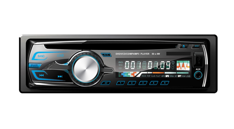 ФОТО Brand New Detachable Panel Car CD Receiver Car Stereo DVD Player 12V Car Audio FM radio USB/SD/MP3/MP4/Infrared remote control