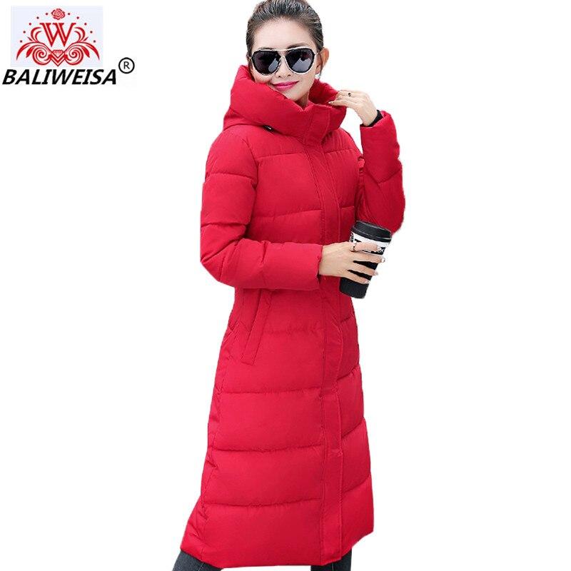Fashion Winter Jacket Women 2019 Thick Warm Female Jacket Cotton Coat Parkas Long jaqueta feminina inverno