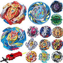Latest hot sale Beyblade Burst B-129 B-130 B-127 B-122 Toupie Bayblade bursts Metal Fusion God Spinning Top Bey Blade Blades Toy(China)