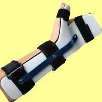 scaphotrapezial thumb wrist length fitted flanchard ghysiotherapy Brace wrist support