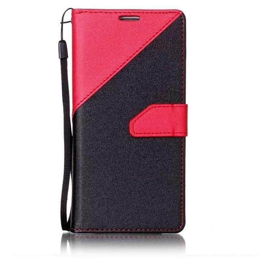 Για Samsung Galaxy S6 S7 Edge Case Mix Color PU Leather Flop - Ανταλλακτικά και αξεσουάρ κινητών τηλεφώνων - Φωτογραφία 4