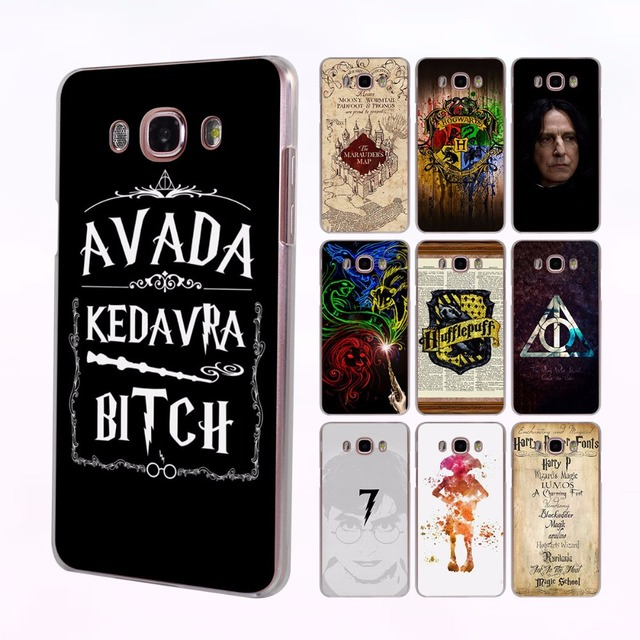 custodia harry potter samsung j7 2017