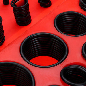 Image 5 - VODOOL Multiple Sizes Rubber Washer O Ring Seal Assortment Set Kit Sealing O Rings Gaskets Spare Parts For Garage Plumbing Hose