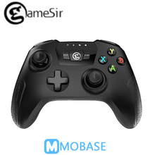 Nueva GameSir T2a Bluetooth 2,4g Wireless wired nes'Gamepad juego snesJoystick para Android TV Box