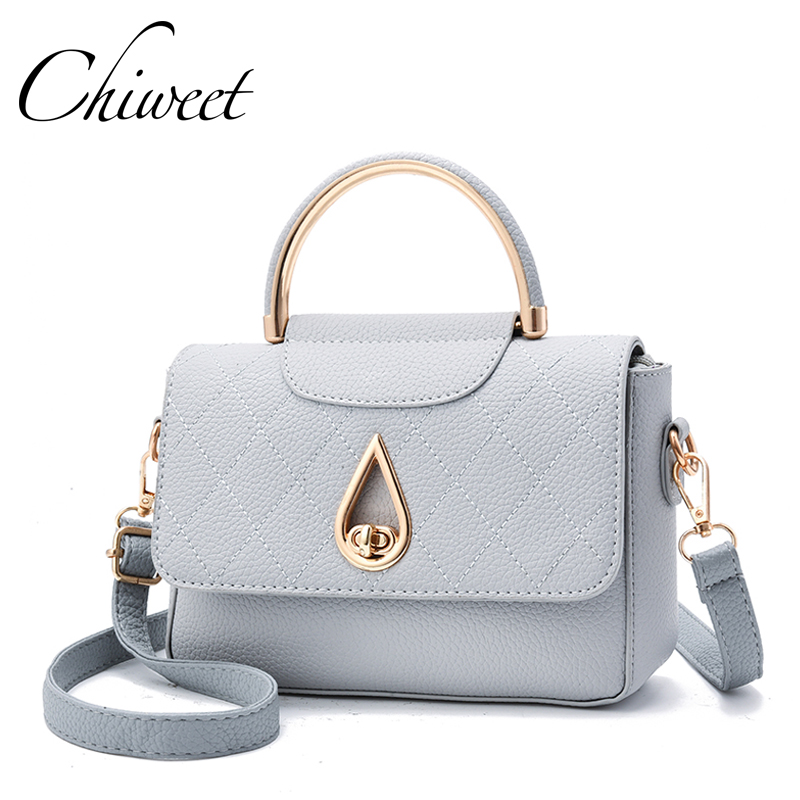 Brand Ring Handle PU Leather Women Bag Designer Handbags Shoulder Bags Square Tote Ladies Hand Bags Female Elegant Messenger Bag luxury brand designer handbags high quality shoulder bags women square pink tote bag female elegant soft crossbody messenger bag
