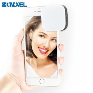 Image 4 - Godox נייד פלאש LED תאורה M32 Mobilephone עבור Smartphone iPhone 7 בתוספת סמסונג xiaomi כל מיני סוגים של טלפונים ניידים