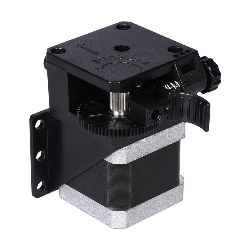 Pièces d'imprimante 3D extrudeuse Titan entièrement Kits avec moteur Nema 17 pour Bowden et montage Direct 1.75mm Filament Hotend j-head