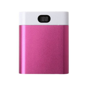 Image 3 - 5V Dual USB 4X 18650 Power Bank Case Kit Battery Charger Box For Smart Phones drop shipping 0831