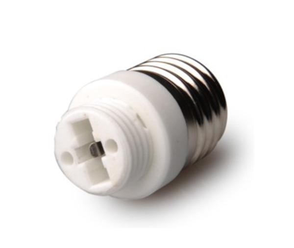 E27 To G9 Light Socket Adapter E27 To G9 Lamp Holder Converter, CE Rohs, Install G9 Lamp Into E27 Socket