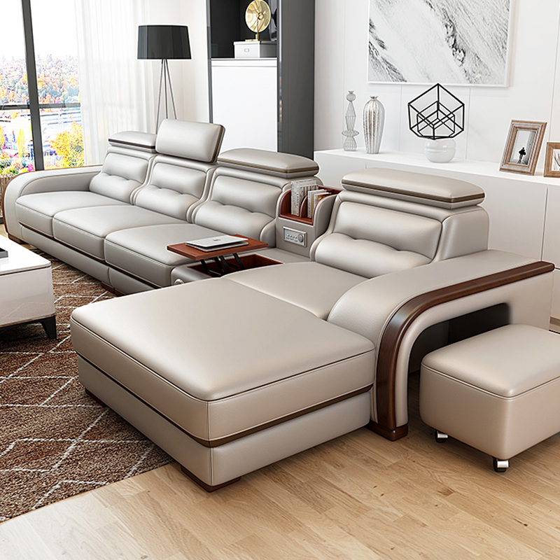 Top quality home living room furniture new i shaped sofa - Best quality living room furniture ...