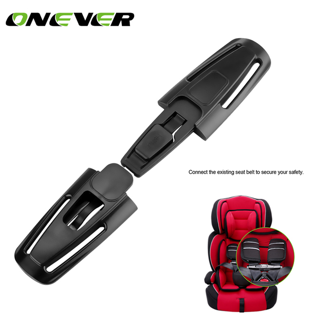 Onever Car Styling 1Pc Baby Safety Seat Strap Belt Cover Child Toddler Chest