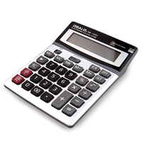 Super Quality OS 1200V Electronic Calculator 12 Digit Office Stationery Computer With Big Button Large Display