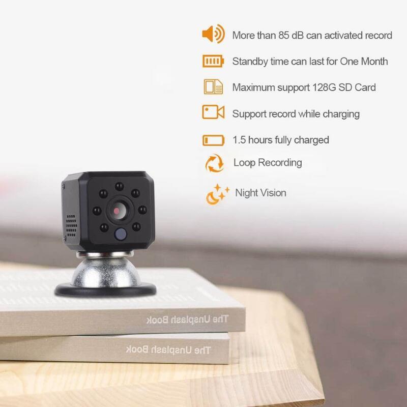 015 Mini Camera Full HD 1080P Micro Camera IR Night Vision Camcorder Motion Sensor DVR DV Voice Control Security Mini Camcorder