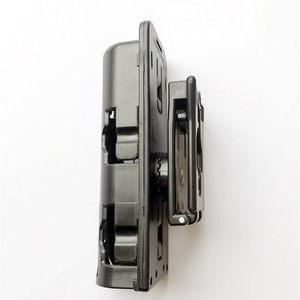 Image 3 - 360 Graden Rotatie GAS Baton Holster Extensible Black Baton Houder Case Pouch voor outdoor politie baton telescopische zelfverdediging