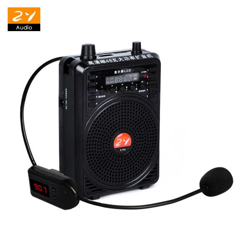 Stimme Verstärker Megaphon Booster Mikrofon Tragbare Mini-lautsprecher Unterstützung Usb Tf-karte Fm Radio Für Lehrer Reiseleiter Förderung Megaphon