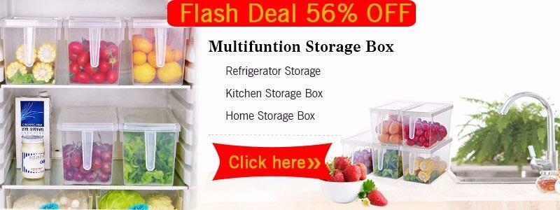 Ice storage boxes