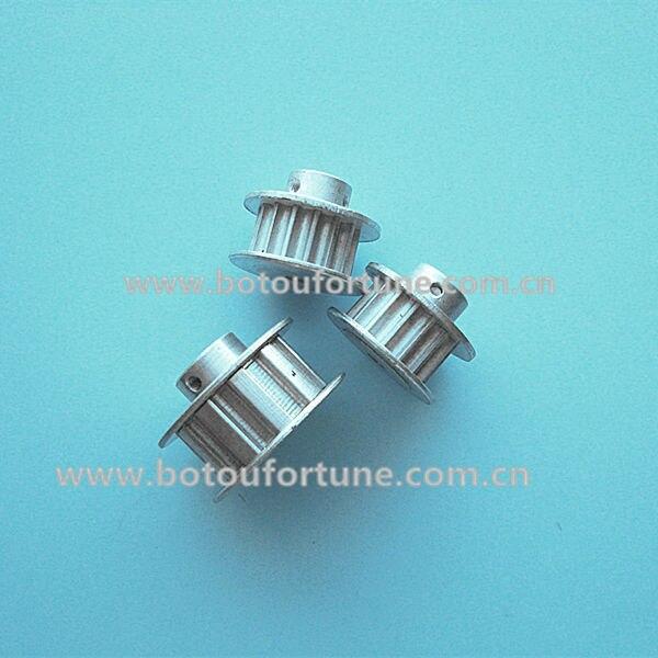 купить T5 timing pulley with 25 Teeth 50 teeth width 16mm and T5 belt sell by one pack по цене 4731.27 рублей