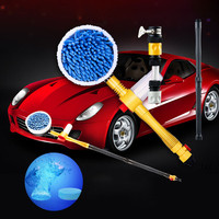 Portable Automatic Rotating Car Wash Cleaner With 10pcs Multifunctional Effervescent Clean S.6