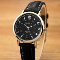YAZOLE Fashion Small Children Watch Kids Watches Girls Boys Clock Child Wristwatch Quartz Watch Wrist For