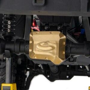 Image 5 - TRX4 Brass Counterweight Balance Weight For TRX 4 Portal Axle Brass Counterweight Balance Weight Portal Drive