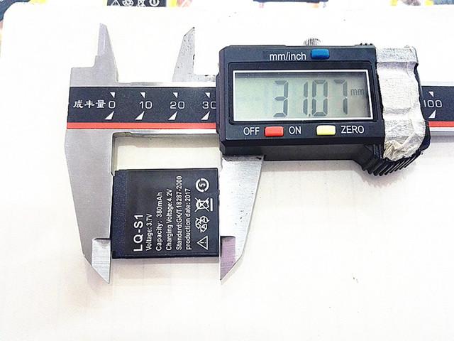 Liter energy battery 4pcs 380mAh Rechargeable li Polymer Li-ion Battery For DZ09 A1 W8 smart watch battery mobile phone 502431