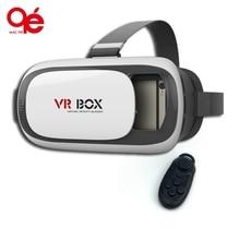 Nueva CAJA de VR II 2.0 Versión 3D de Realidad Virtual Gafas de Google cartón VR Gafas de Vídeo 3D Movie Game Para Teléfonos Inteligentes 3.5-6 pulgadas