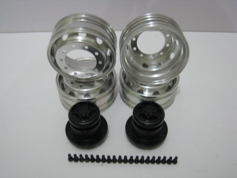 ФОТО JD-7 1/14 Truck Rear Wheel