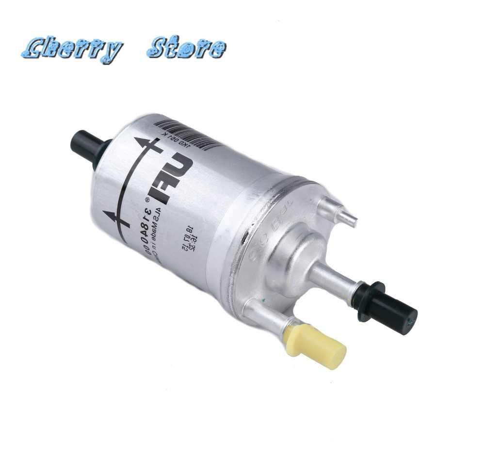 new 1k0 201 051 c fuel filter 6 6 bar pressure regulator for vw eos golf jetta  [ 1000 x 970 Pixel ]