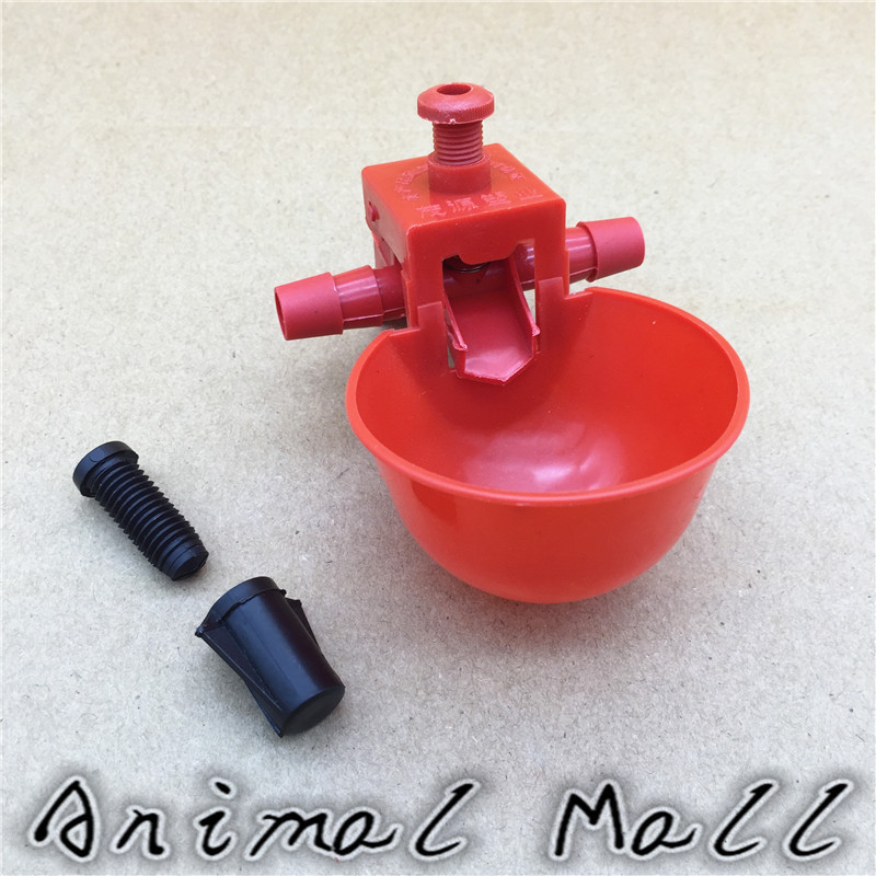 30 pcs Automatic chicken Waterer nipple drinker for Chicken Nipple drinkers Automatic watering Chicken tools wholesale