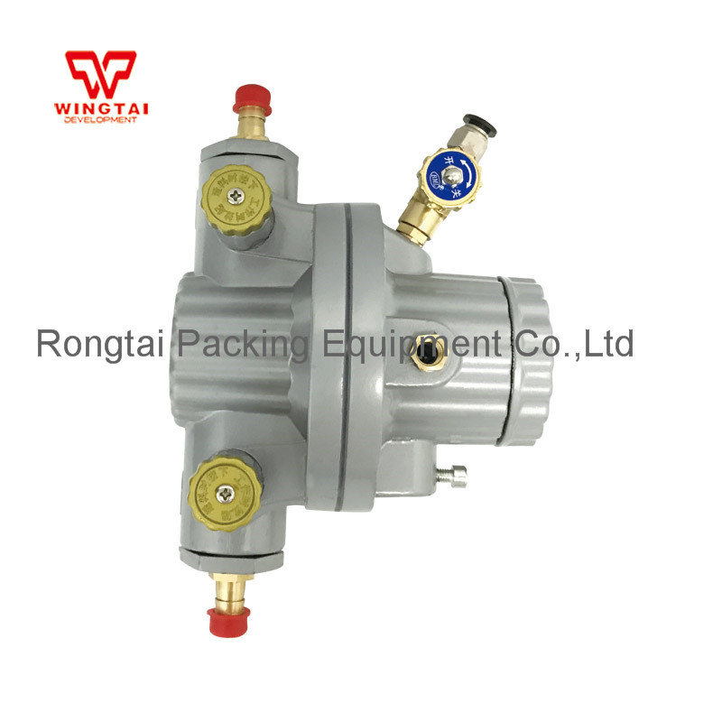 BML-5 one-way Pneumatic Ink Circulation Pump ink and solvent circulation pneumatic one way diaphragm pump bml 5