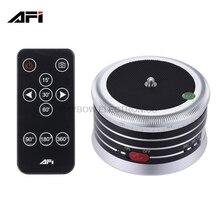 AFI MRA01 360 Degree Metal Electric camera tripod head adapter ballhead for tripod GoPro Action mirrorless Camera smartphone