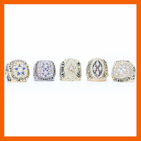 New Version With Best Quality 1971 1977 1992 1993 1995 Replica Dallas Cowboys Set Super Bowl