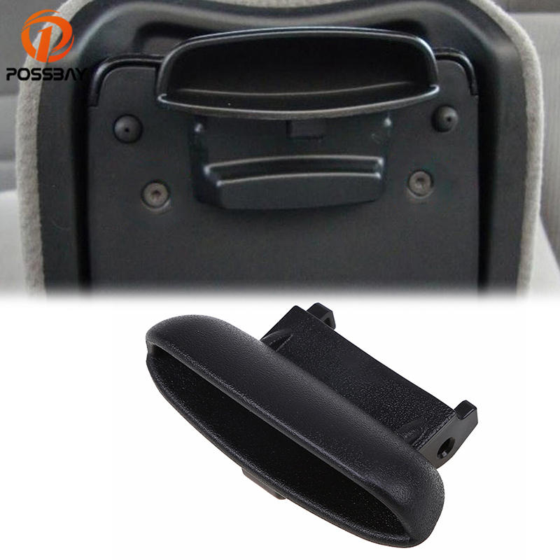 POSSBAY Car Armrest Cover Lid Lock Center Console Latch Fit For Honda Civic 2006/2007/2008-2011 Center Console Armrest Lid Latch