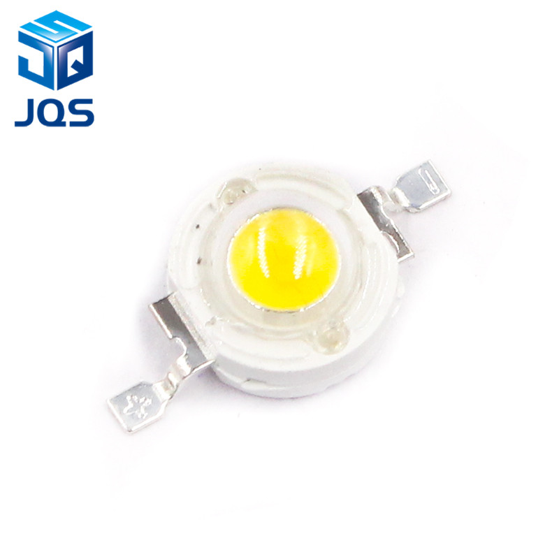 10pcs Led 1W 80-90LM LED Bulb IC SMD Lamp Light Daylight White/warm White High Power 1W LED Lamp Bead