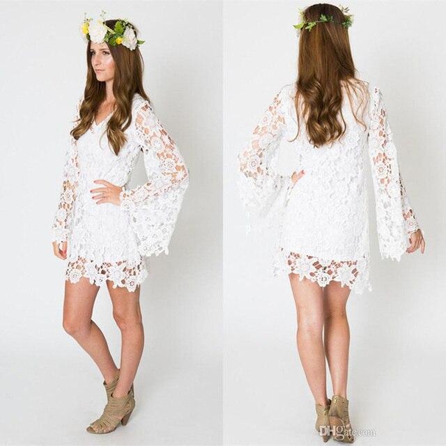 Plus size short beach dresses