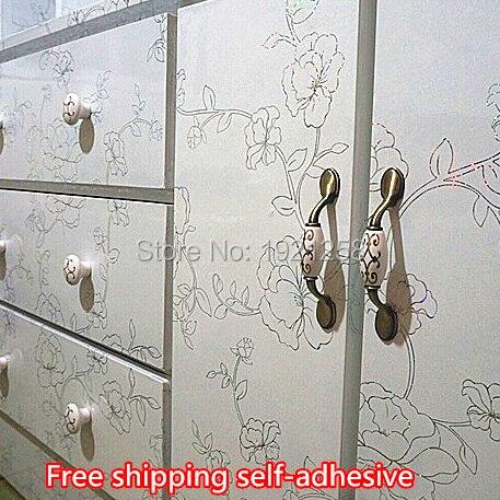Legno carta autoadesiva recensioni acquisti online legno - Stickers per mobili ...