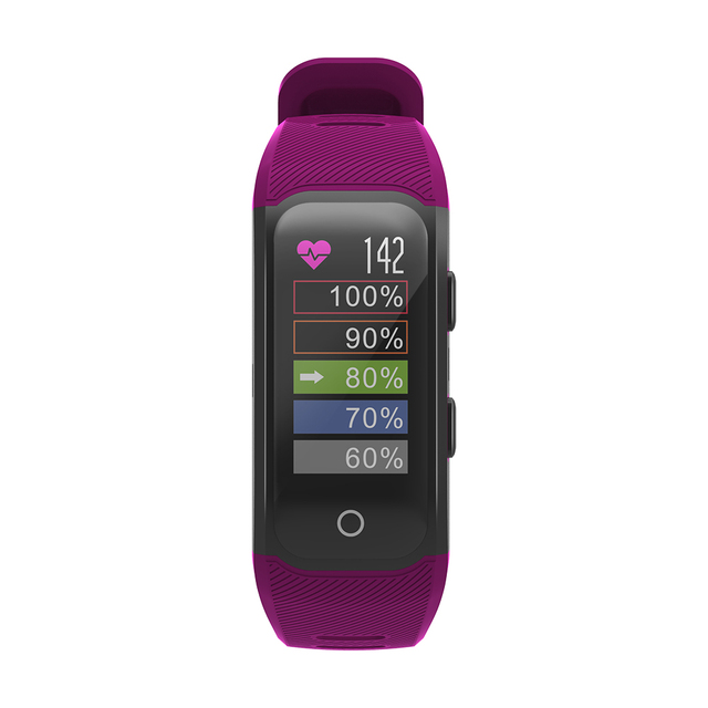 Compact Plastic Smart Watch With GPS