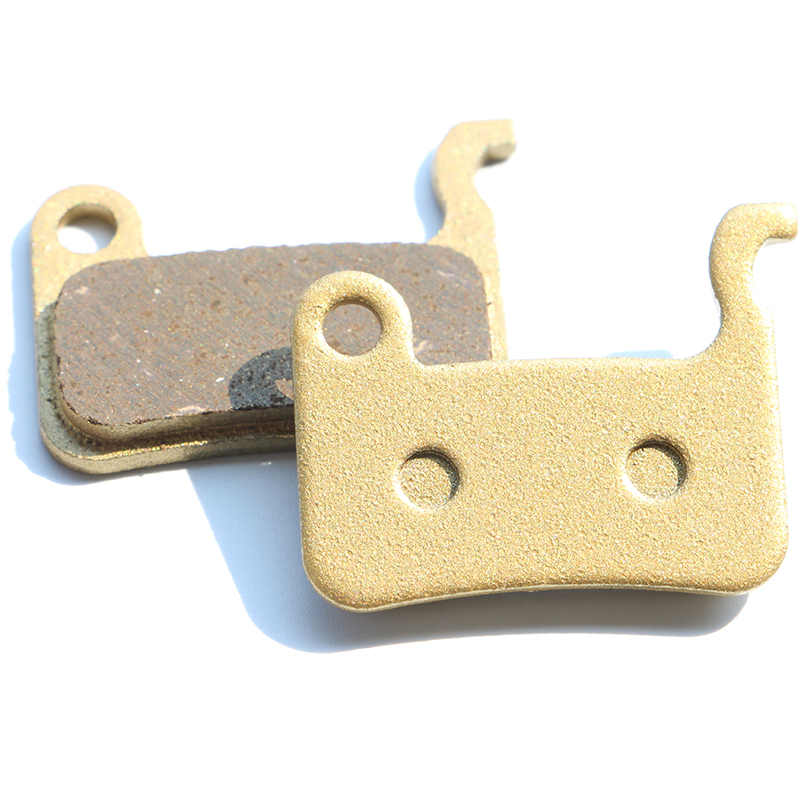4 Pairs MTB B-Sintered bicycle brake pads for Shimano M965,Saint,M800,XT765,SLX m665,Hone M60,LX MS85,Deore M535,Clarks/Hdb/M2