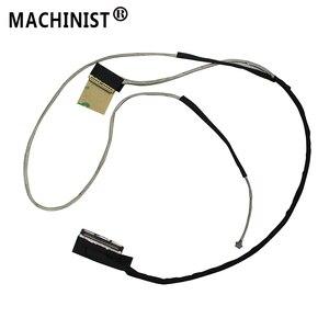 Tela de vídeo flex para acer aspire V7-581 V5-573 V5-572 V5-552 portátil lcd led lvds display fita cabo dd0zrklc040 dd0zrklc000