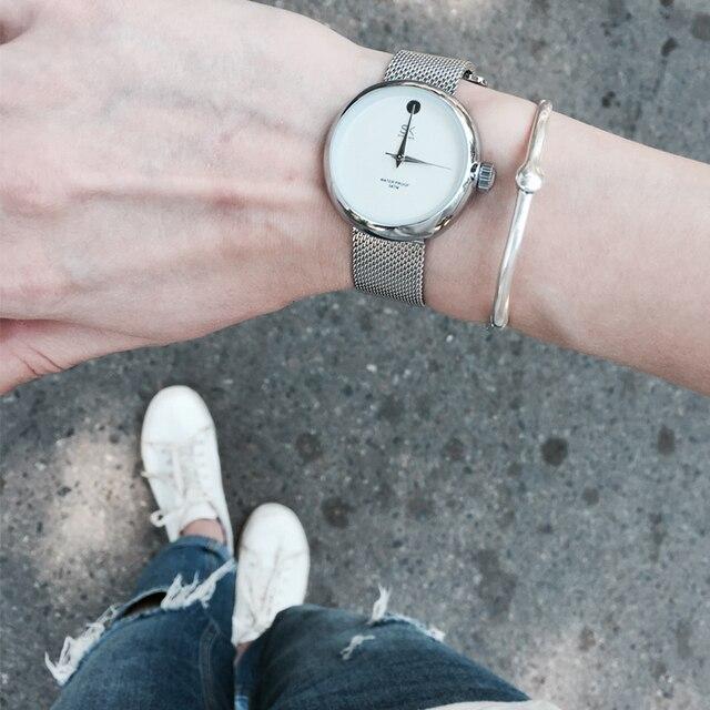 Women Quartz Watche | Stainless Steel 1